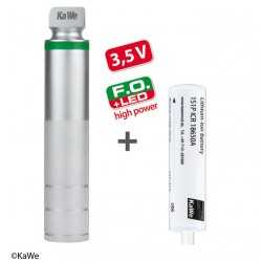 Poignée de charge KaWe FO LED haute puissance pour laryngoscope