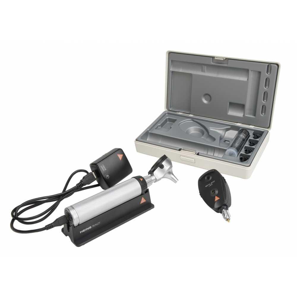 Equipo de diagnóstico HEINE BETA 200 LED + BETA 4 USB +