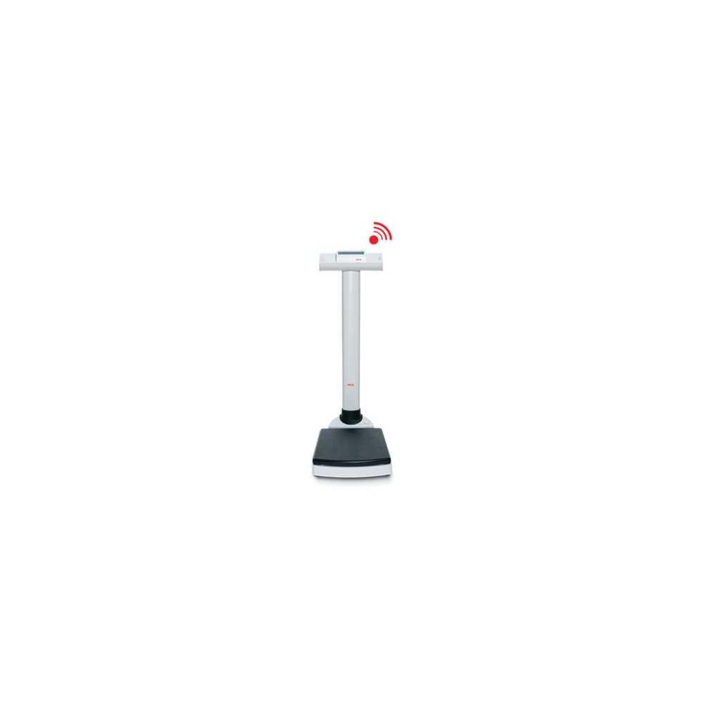 seca 704 Column scale wireless