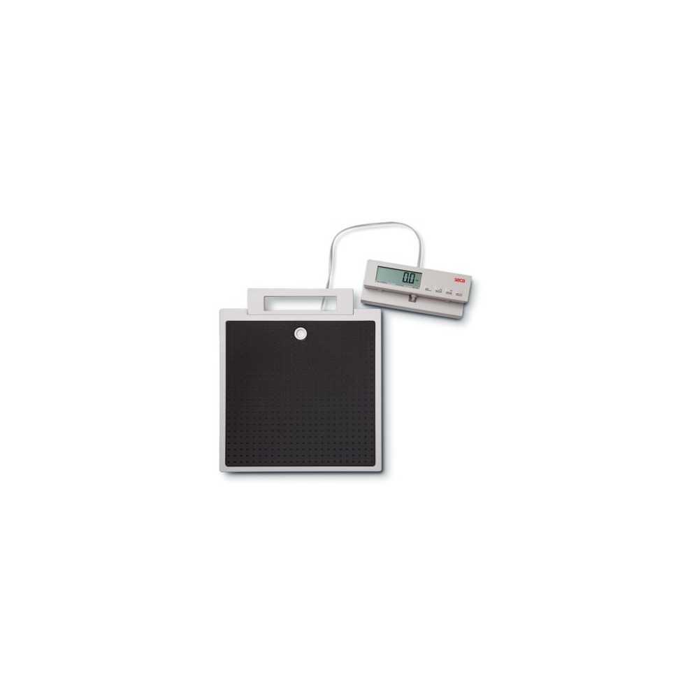 Balance plate seca 869