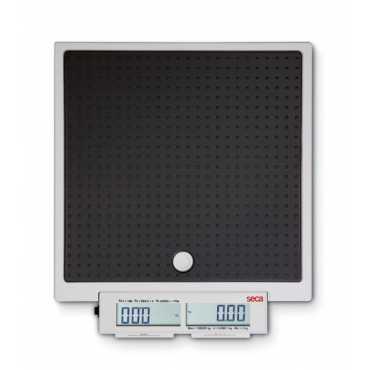 Báscula plana seca 874 con pantalla doble