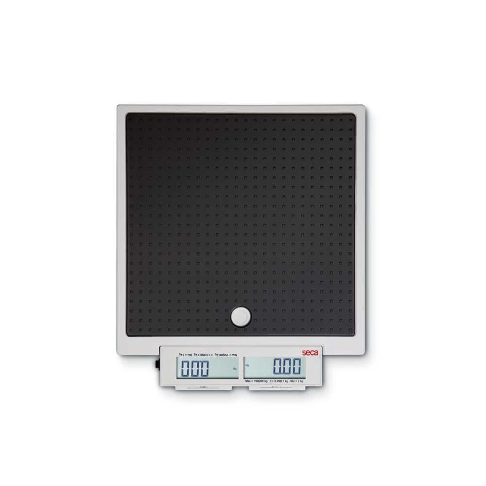 seca 874 Balance plate avec double affichage