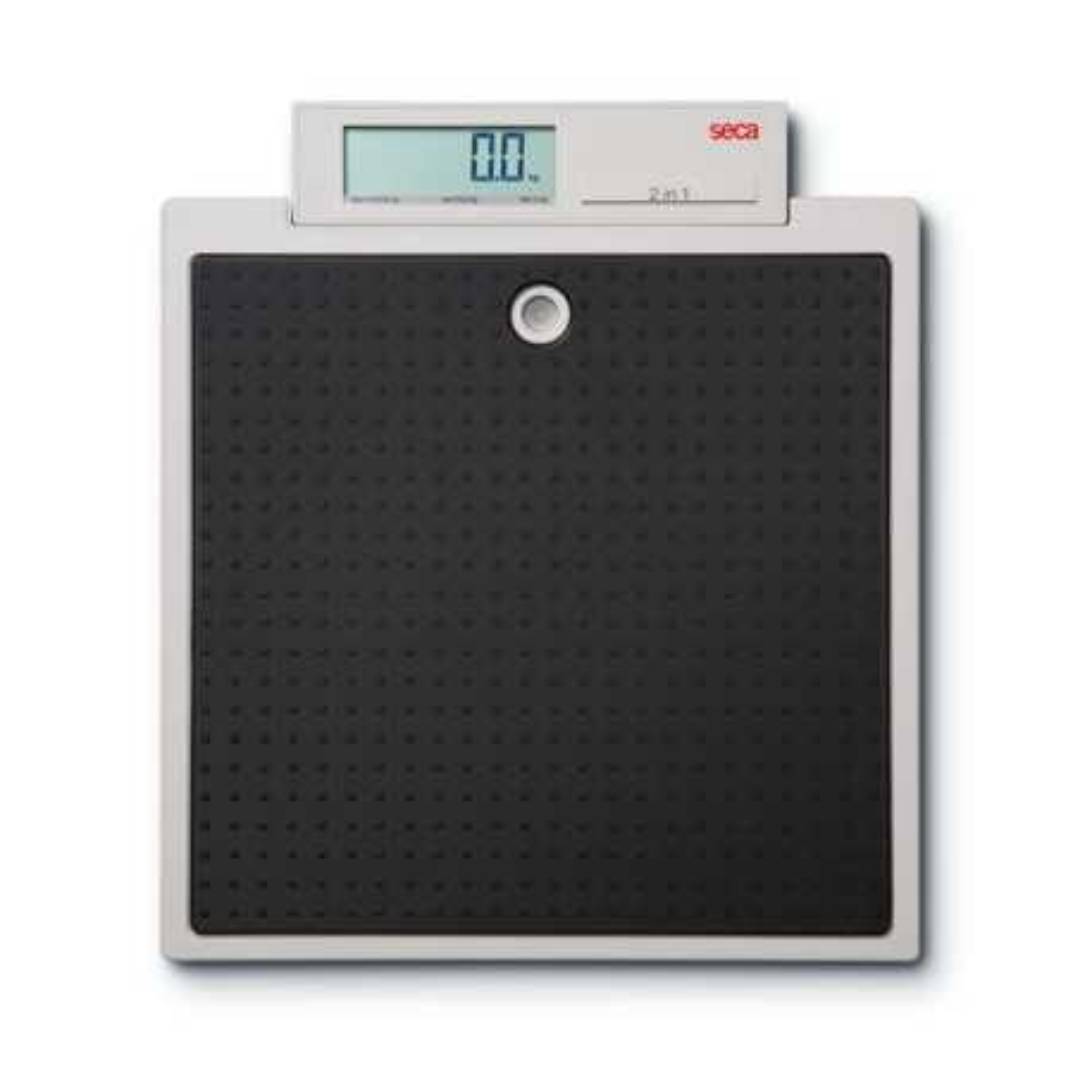 Báscula pesa personas seca 876 para uso móvil