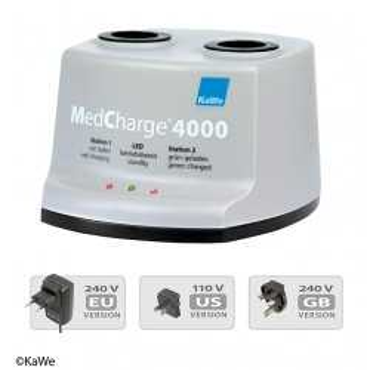 Charging station KaWe MedCharge® 4000