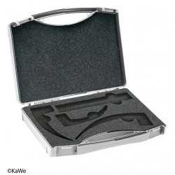 Laryngoscope case for 3 blades