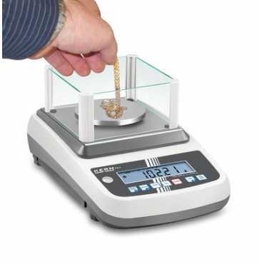 Precision balance EWJ 300-3