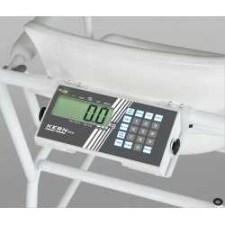 Chair scale KERN MCB