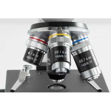 Microscope à lumière transmise KERN OBS 104