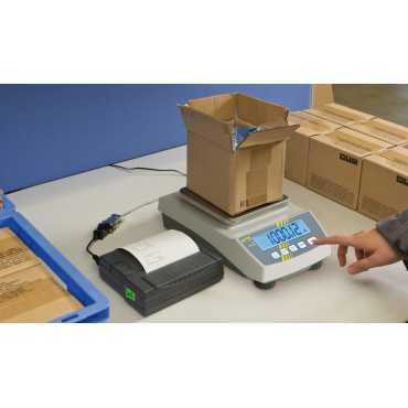 Balanza de laboratorio compacta KERN PCB 2000-1