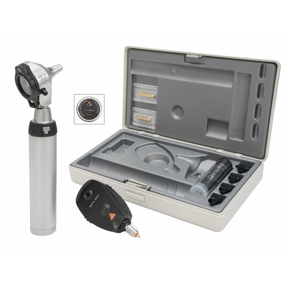 Kit de diagnostic HEINE BETA 200 FO