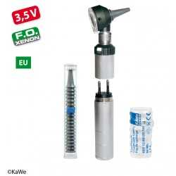 KaWe COMBILIGHT F.O.30 otoscope with charging plug 240 V