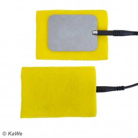 Underarm plate electrodes for SWI-STO 3