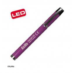 KaWe CLIPLIGHT LED stylo de diagnostic lumineux, violet