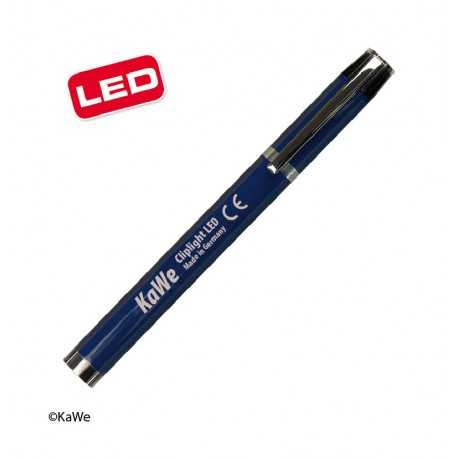 KaWe CLIPLIGHT LED diagnostic pen light, black