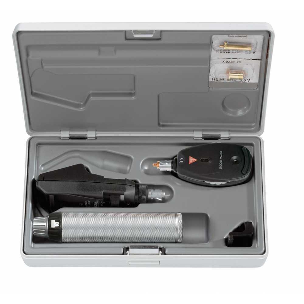 Kit de diagnostic ophtalmique HEINE BETA 200 S