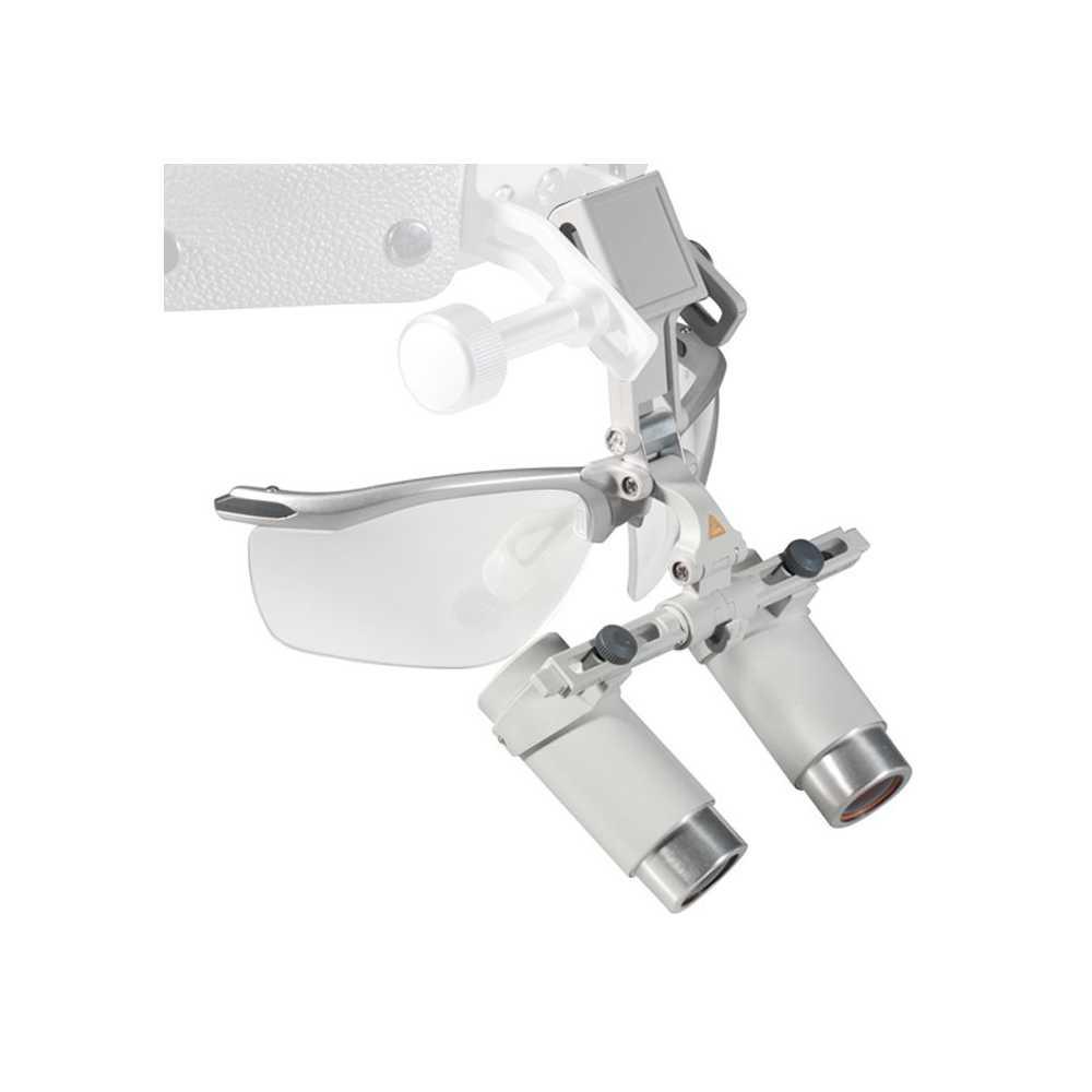 Óptica HEINE HRP 3.5x i-View y S-GUARD