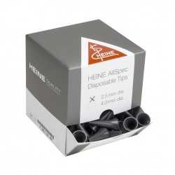 HEINE AllSpec Disposable tips 4 mm