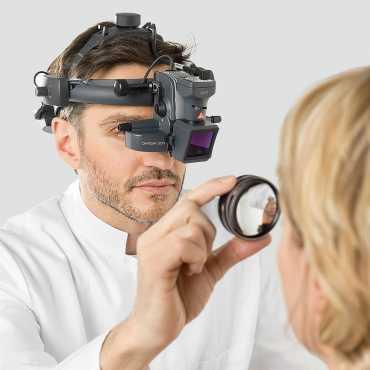 Lente per oftalmoscopia asferica HEINE AR 16D