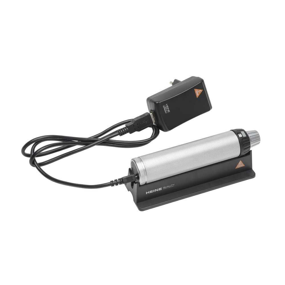Poignée rechargeable HEINE BETA 4 USB