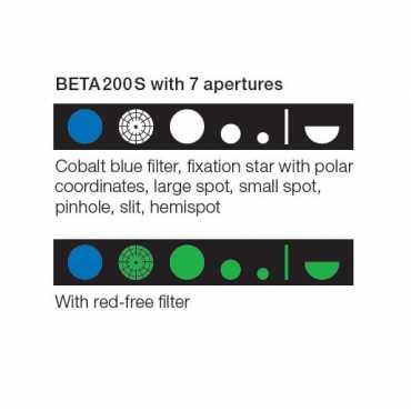Ophtalmoscope HEINE BETA 200S LED