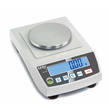 Compact laboratory balance KERN PCB 200-2