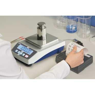 Compact laboratory balance KERN PCB 1000-1