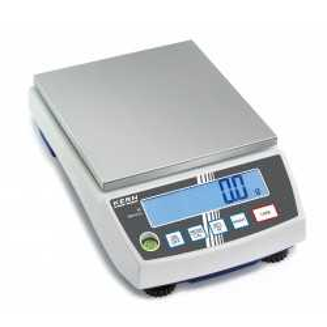 Balanza de laboratorio compacta KERN PCB 6000-1