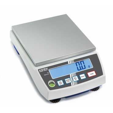 Compact laboratory balance KERN PCB 6000-1
