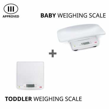 Pèse-personne homologué pour bébé et tout-petit ADE M10100-01