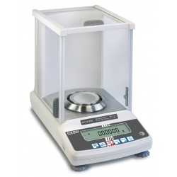Analytical balance KERN ABT 320-4NM approved