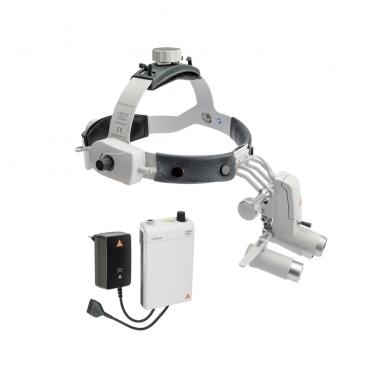 HEINE ML 4 LED Kit 3c con occhialini HRP 3.5x