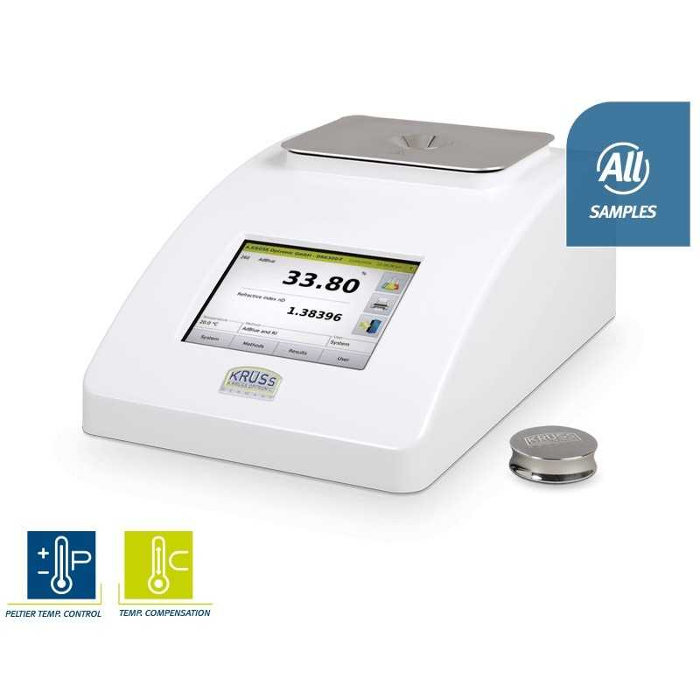 Digital refractometers KRÜSS DR6300-T