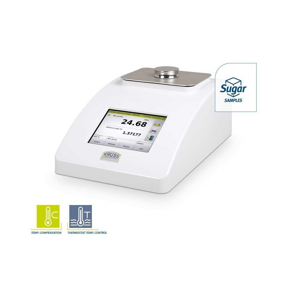 Digital refractometers KRÜSS DR6000