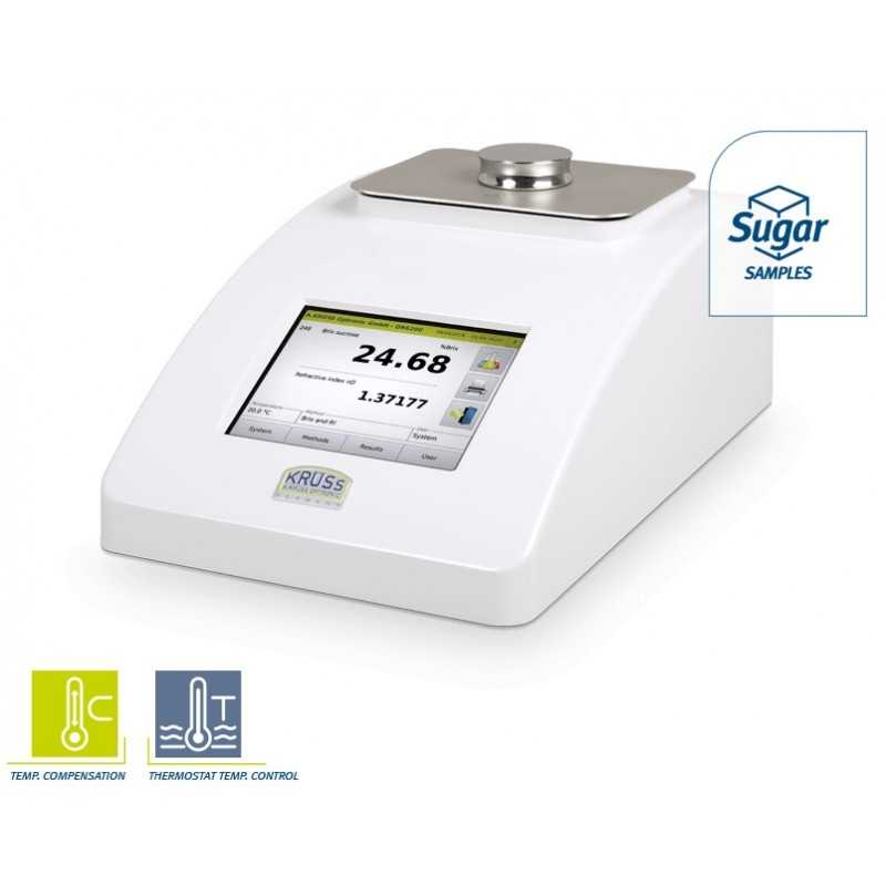 Digital refractometers KRÜSS DR6300