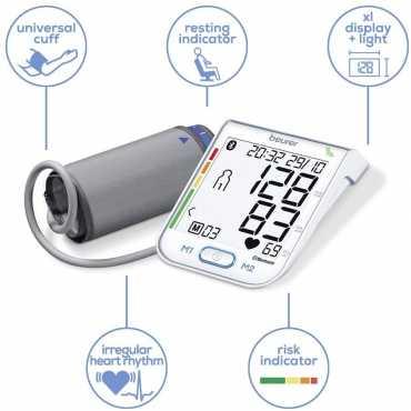 Monitor de pressão arterial de braço Beurer BM 77