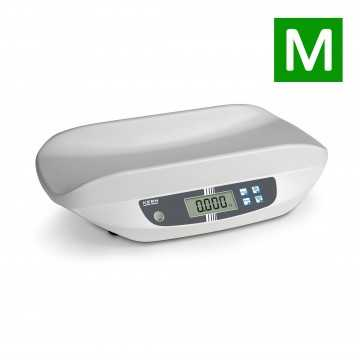 Baby scale KERN MBA medical approved