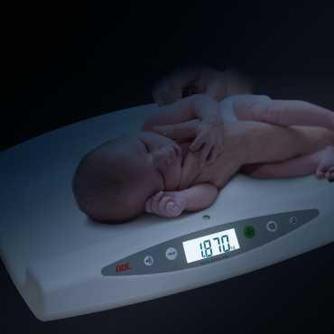 Pèse-bébé homologuée ADE M118000
