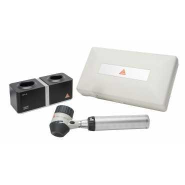 Conjunto de dermatoscópio HEINE DELTA 20 T com carregador