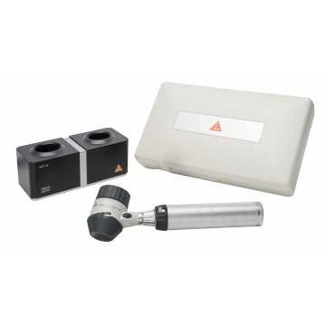 HEINE DELTA 20 T Dermatoscope Set with NT 4 table charger