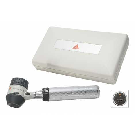 HEINE DELTA 20 T Dermatoscope Set with BETA 4 USB+