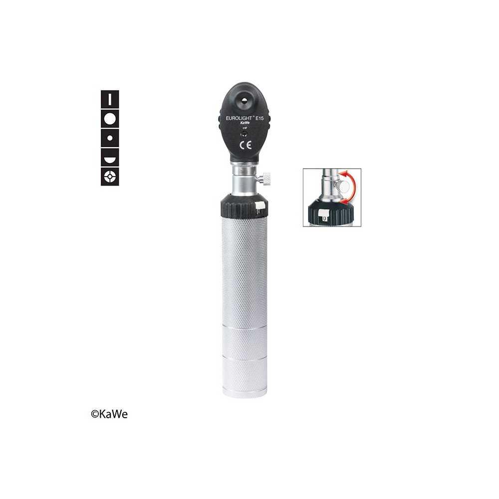 Ophtalmoscope KaWe EUROLIGHT E15 2,5 V