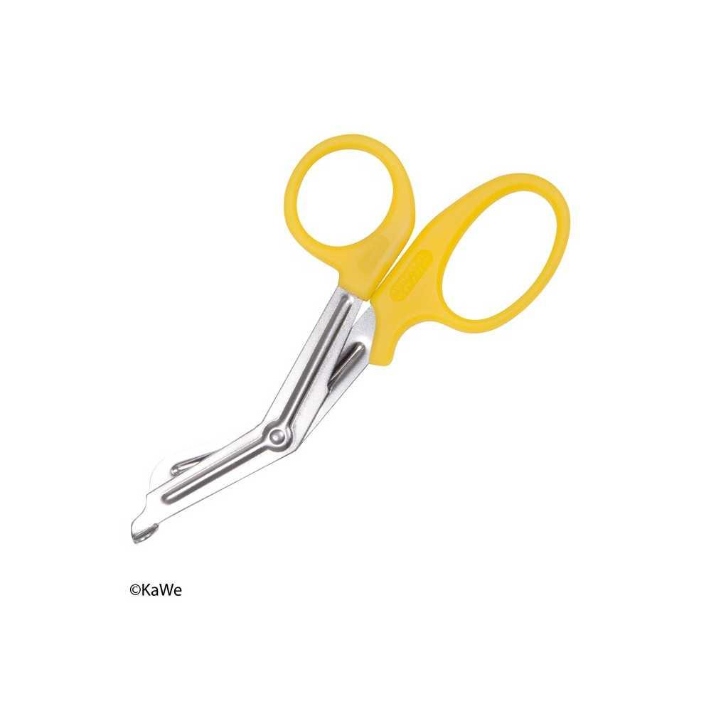 Ciseaux KaWe Universal grand jaune