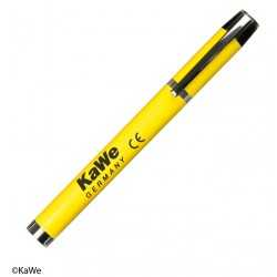 KaWe CLIPLIGHT diagnostic pen light yellow
