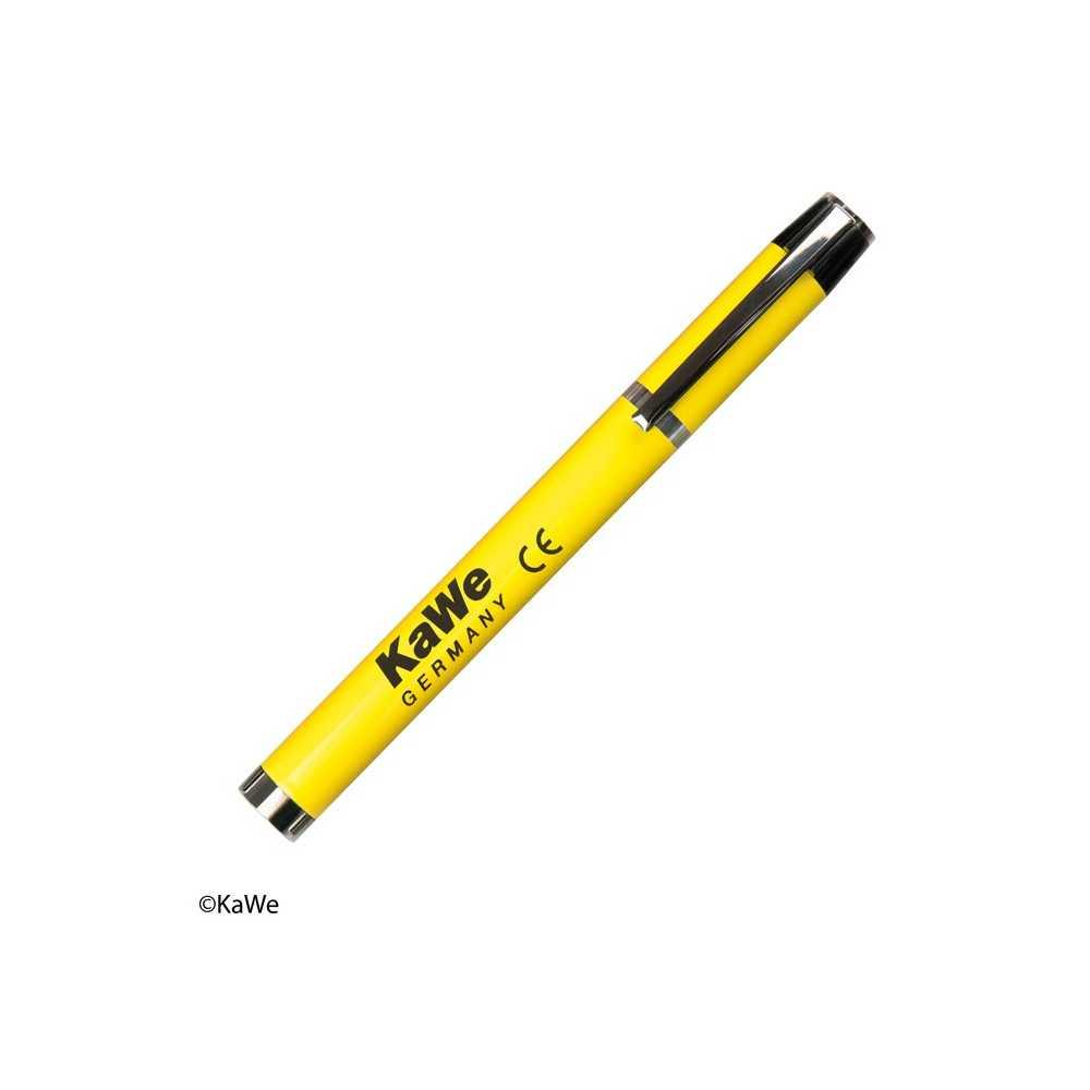 Lápiz de diagnóstico KaWe CLIPLIGHT amarillo claro