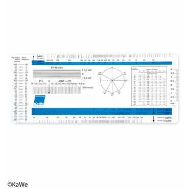 KaWe ECG-ruler