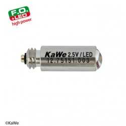 KaWe LED high power bulb 2.5 V for F.O. laryngoscope