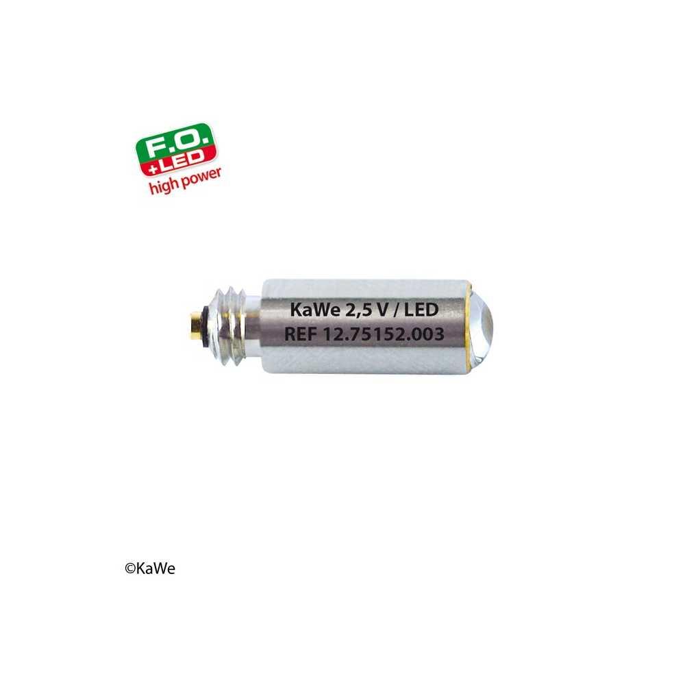 Ampoule LED haute puissance KaWe 2,5 V pour PICCOLIGHT