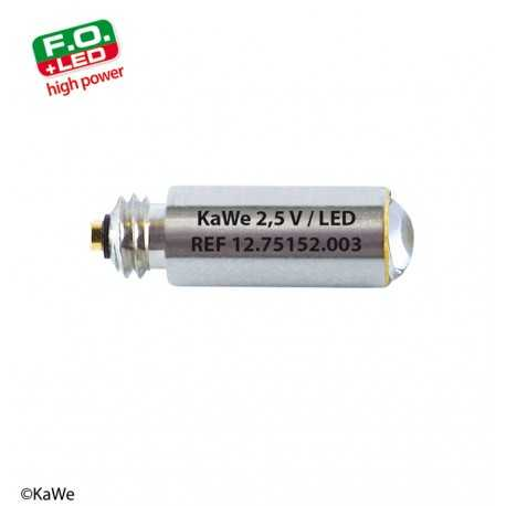 Bombilla LED KaWe de alta potencia 2,5 V para PICCOLIGHT