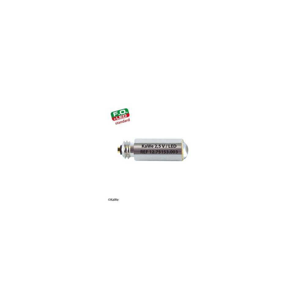 Bombilla LED estándar KaWe 2,5 V para PICCOLIGHT