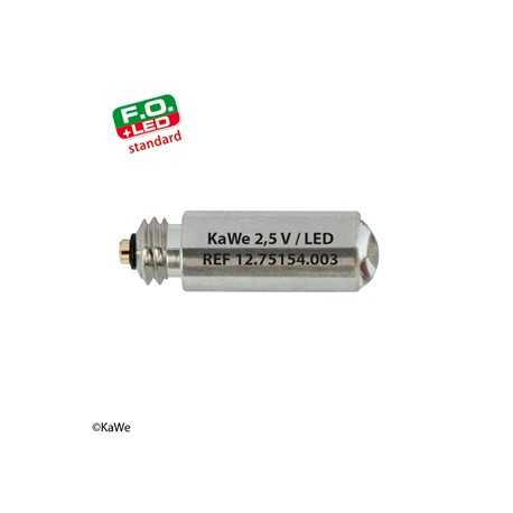 KaWe LED Standardlampe für LWL-Laryngoskop